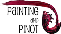 Painting and Pinot logo
